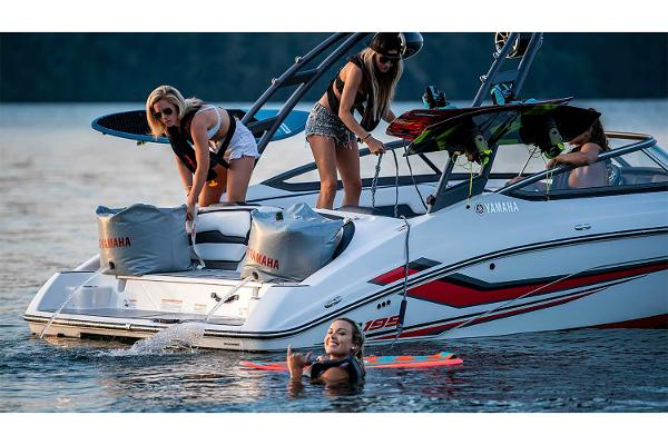 2020 Yamaha boat for sale, model of the boat is AR195 & Image # 4 of 9