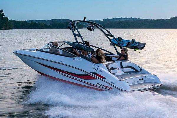 2020 Yamaha boat for sale, model of the boat is AR195 & Image # 2 of 9