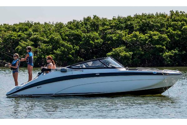 2020 Yamaha boat for sale, model of the boat is SX210 & Image # 3 of 9