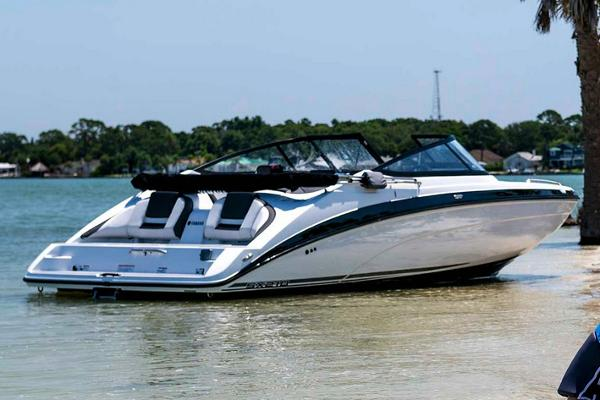 2020 Yamaha boat for sale, model of the boat is SX210 & Image # 4 of 9