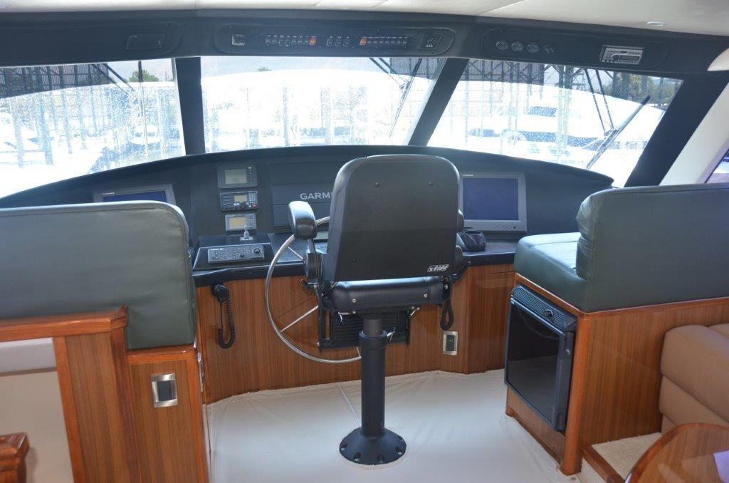 Enclosed Bridge Helm