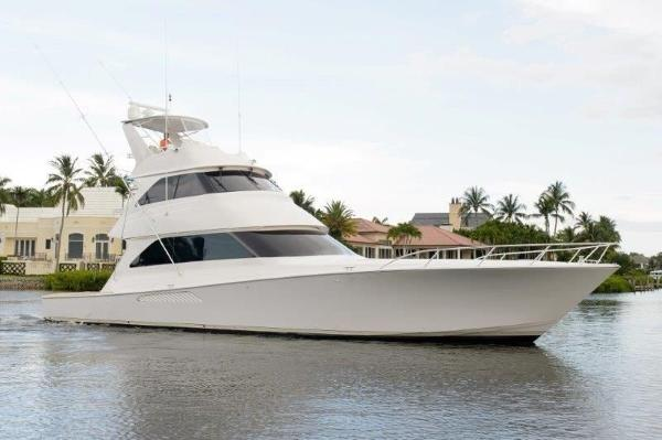 2008 68' Viking 68 Enclosed Bridge