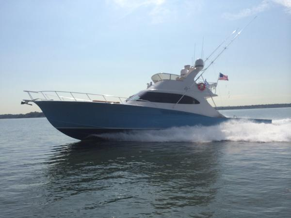 2012 60' Carolina Custom 60 Sportfish
