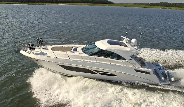 2014 54' Sea Ray Sundancer- No PODs