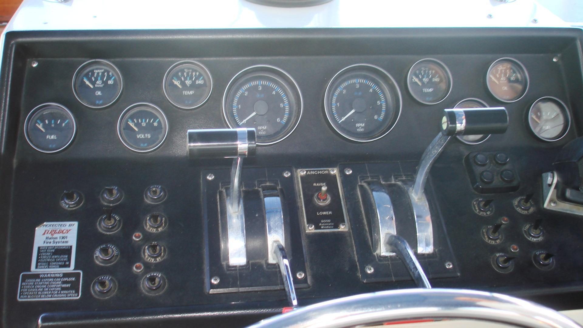 1981 Chris-Craft 381 Catalina Detroit, Michigan - Michigan