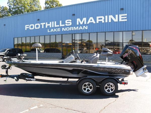 2021 Nitro boat for sale, model of the boat is Z18 & Image # 1 of 40