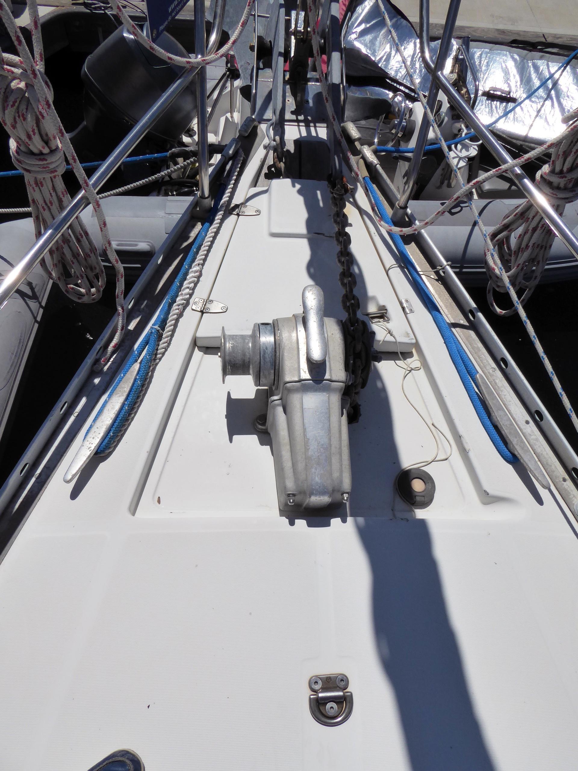 50' Beneteau Oceanis 510 1995   Seacoast Yachts