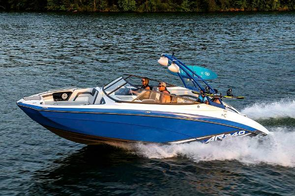 2020 Yamaha boat for sale, model of the boat is AR240 & Image # 1 of 7