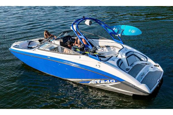 2020 Yamaha boat for sale, model of the boat is AR240 & Image # 2 of 7