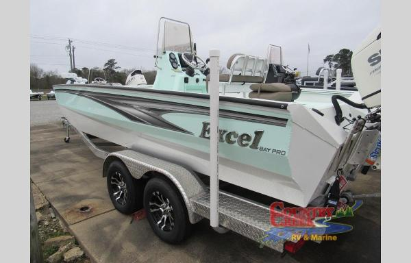 2019 Excel boat for sale, model of the boat is 230 Bay & Image # 3 of 42