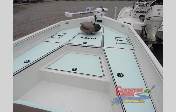 2019 Excel boat for sale, model of the boat is 230 Bay & Image # 21 of 42