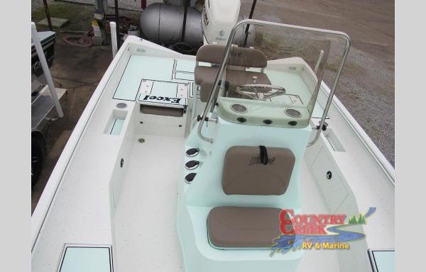 2019 Excel boat for sale, model of the boat is 230 Bay & Image # 37 of 42
