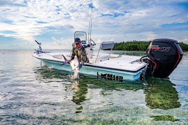 2021 Mako boat for sale, model of the boat is 18 LTS & Image # 7 of 58