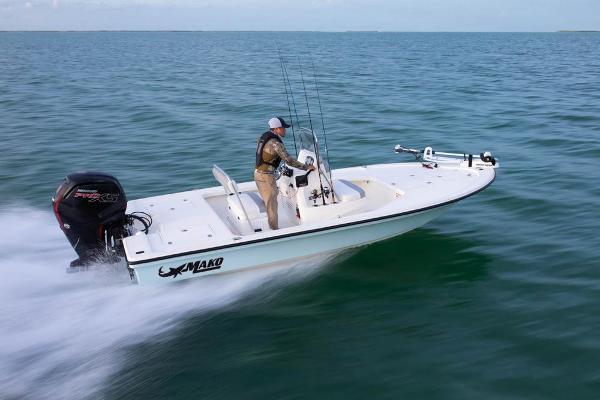 2021 Mako boat for sale, model of the boat is 18 LTS & Image # 8 of 58