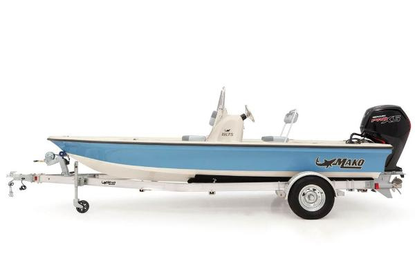 2021 Mako boat for sale, model of the boat is 18 LTS & Image # 16 of 58