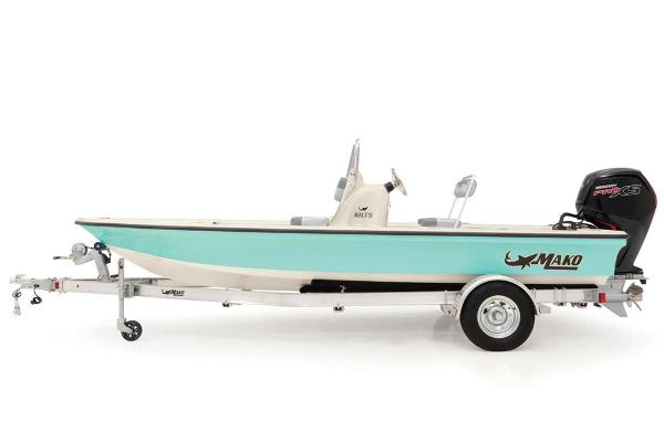 2021 Mako boat for sale, model of the boat is 18 LTS & Image # 17 of 58