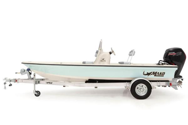 2021 Mako boat for sale, model of the boat is 18 LTS & Image # 19 of 58