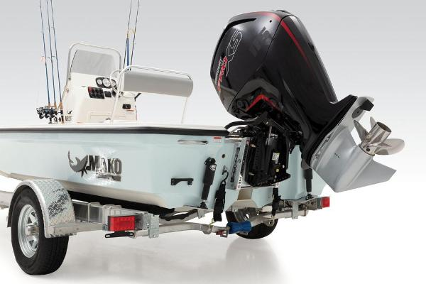 2021 Mako boat for sale, model of the boat is 18 LTS & Image # 41 of 58