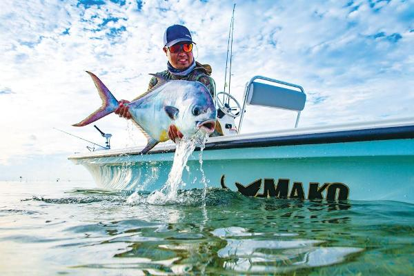 2021 Mako boat for sale, model of the boat is 18 LTS & Image # 56 of 58