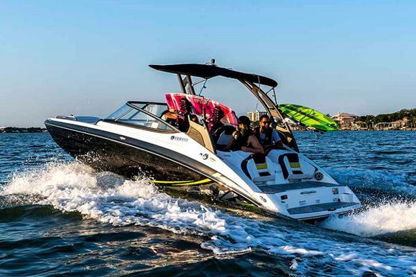2020 Yamaha boat for sale, model of the boat is 212X & Image # 1 of 9