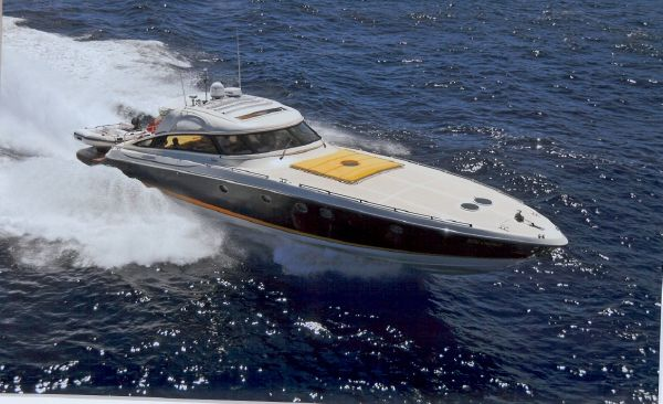 Baia Azzurra 63. Length: 18.9 meter. Model Year: 2001. Price: €550000