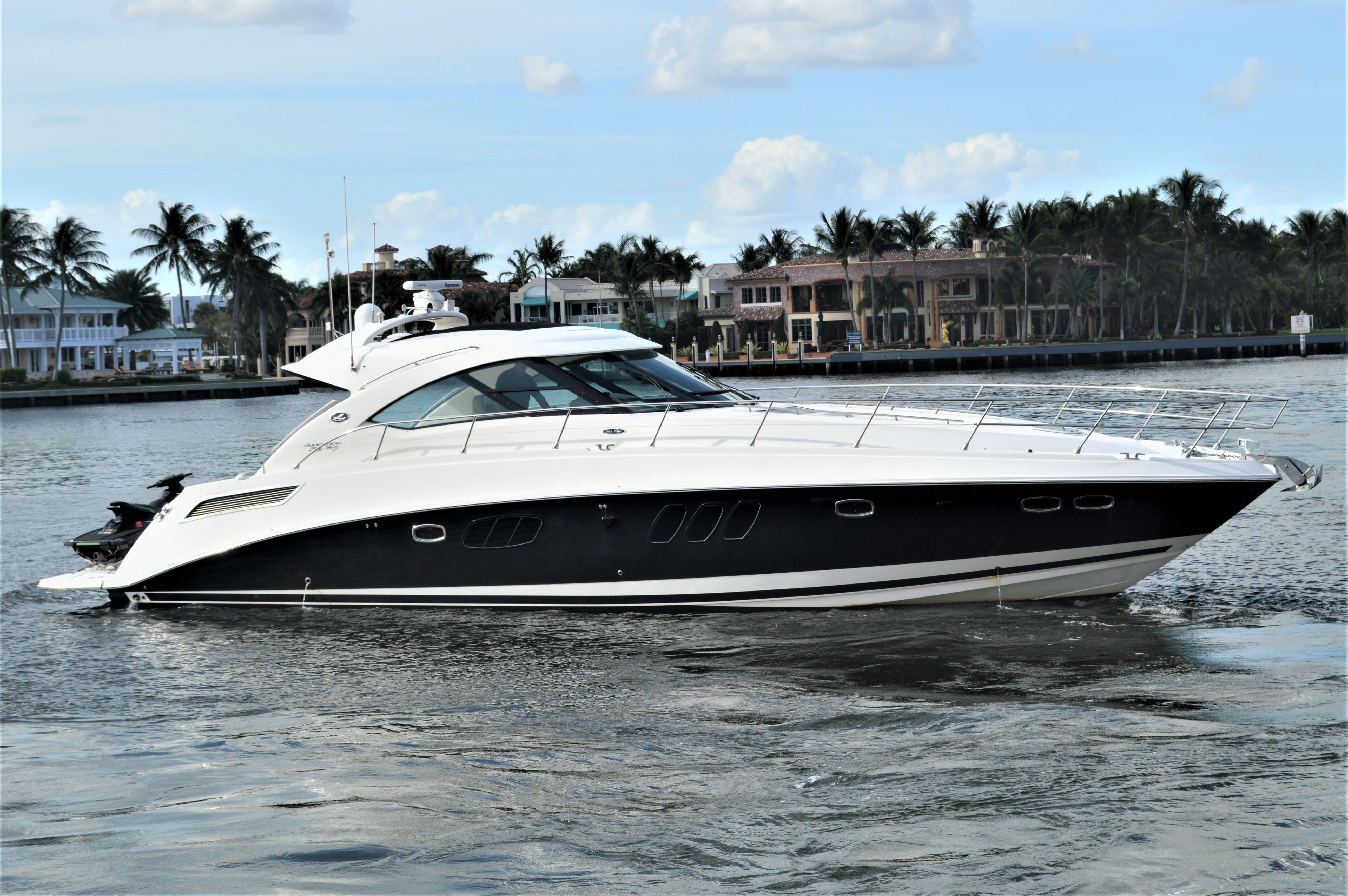 2012 Sea Ray 540 Lazy Blum - Profile