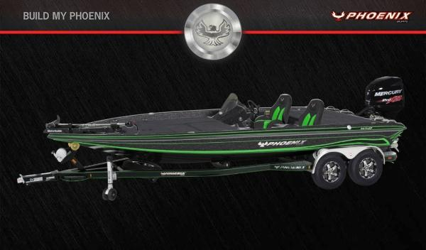 2021 Phoenix boat for sale, model of the boat is 921 ELITE & Image # 1 of 1