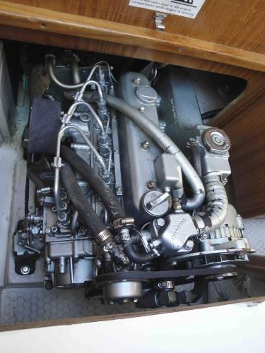 Catalina 36 MkII For Sale New England