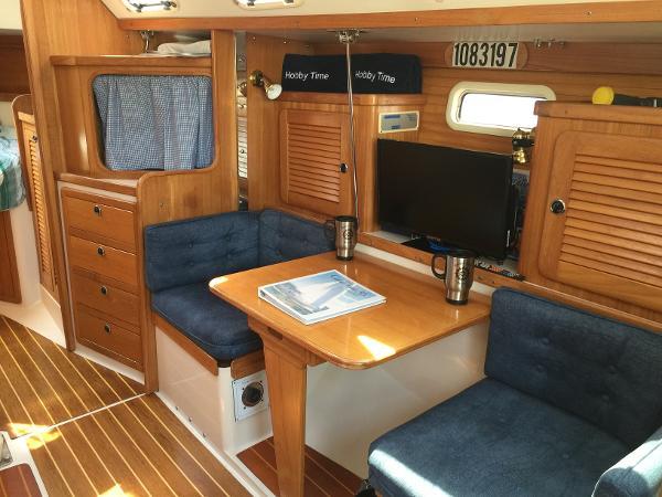 Catalina 36 MkII For Sale BoatsalesListing