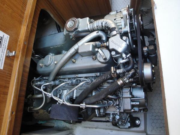 Catalina 36 MkII Brokerage BoatsalesListing