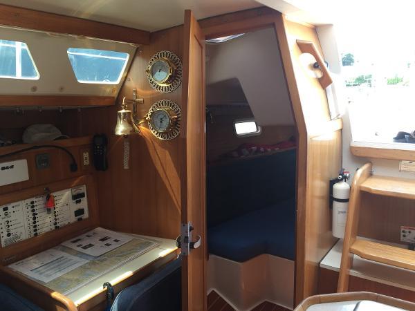 Catalina 36 MkII For Sale Rhode Island