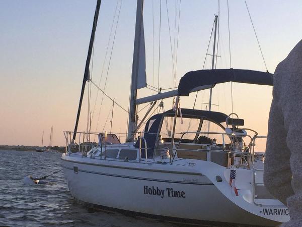 Catalina 36 MkII Sell Rhode Island