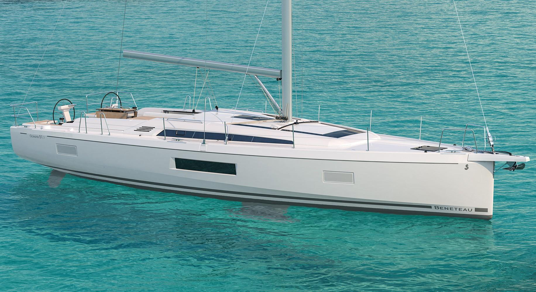 Beneteau Oceanis 51.1 - In Stock