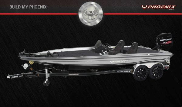 2021 Phoenix boat for sale, model of the boat is 920 Elite & Image # 1 of 1