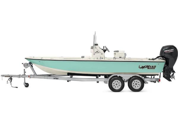 2021 Mako boat for sale, model of the boat is 21 LTS & Image # 12 of 61