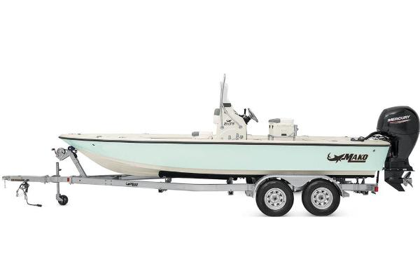 2021 Mako boat for sale, model of the boat is 21 LTS & Image # 14 of 61