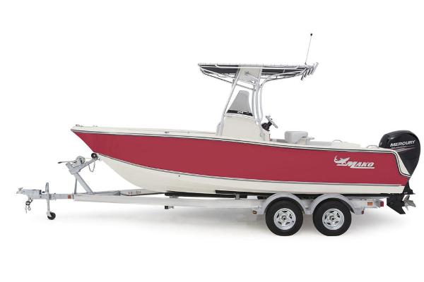 2021 Mako boat for sale, model of the boat is 214 CC & Image # 11 of 79