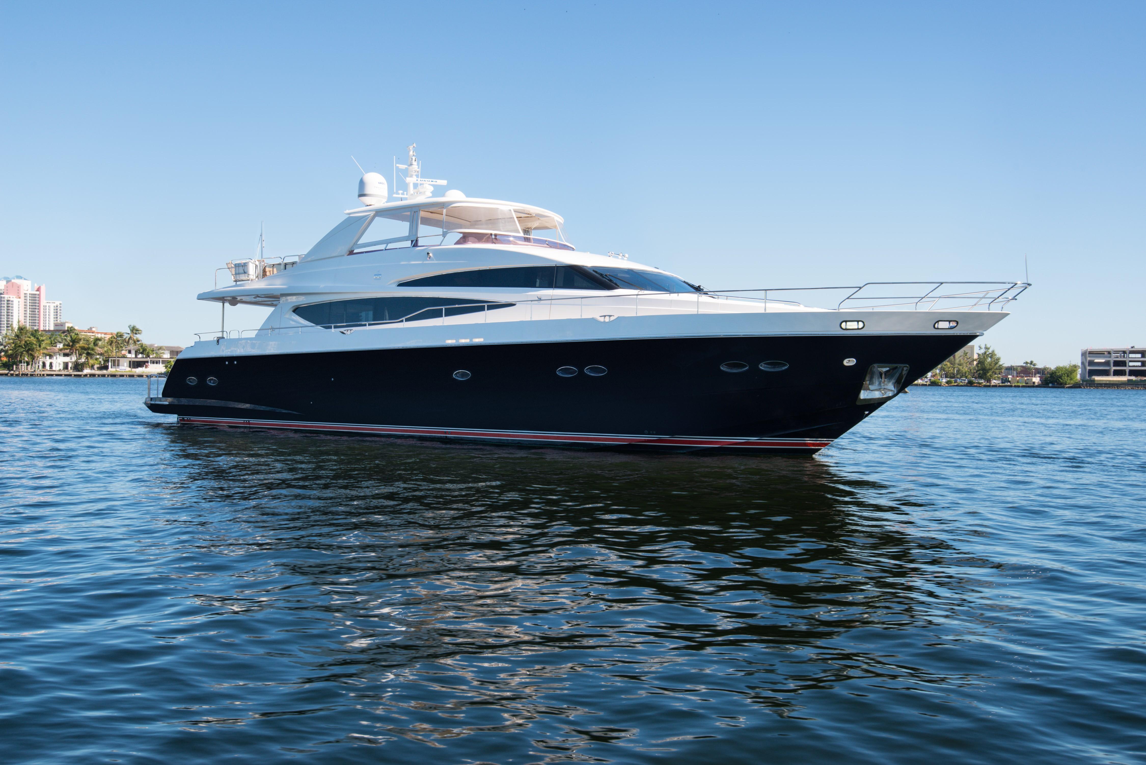 95 ft Princess 95 Motor Yacht