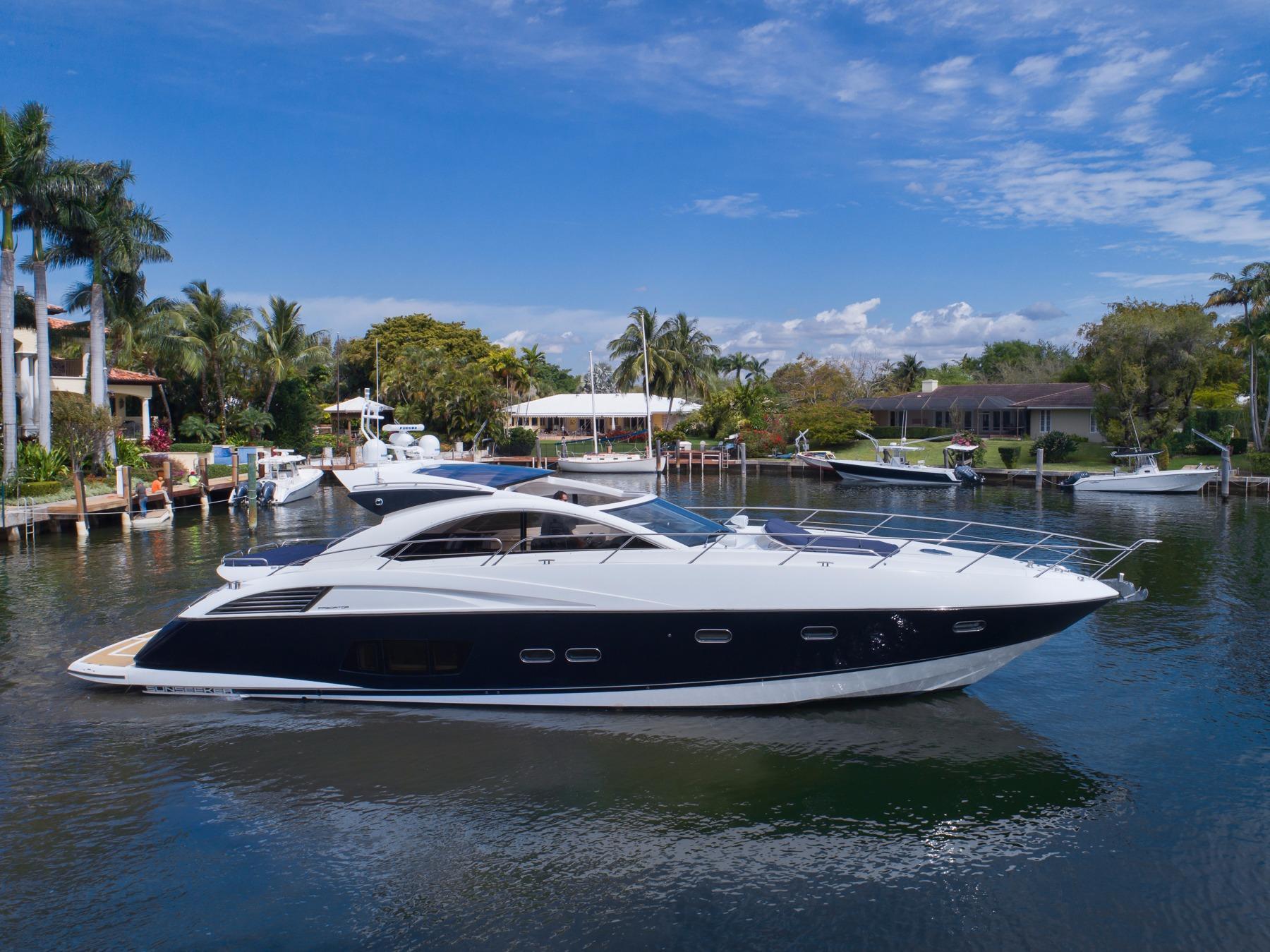 60 Sunseeker Le Poulet Ii 2011 Miami Denison Yacht Sales