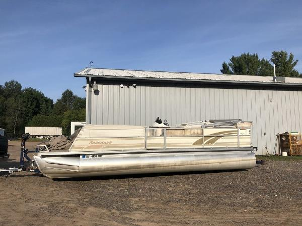 1996 CREST 25' SAVANNAH GOLD for sale