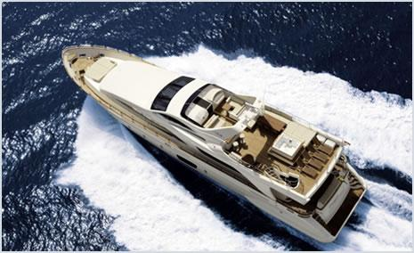 103 Azimut Manufacturer Provided Image: From Above
