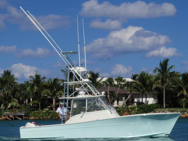 2003 34' Gamefisherman 34 Custom Walk-Around Sportfish