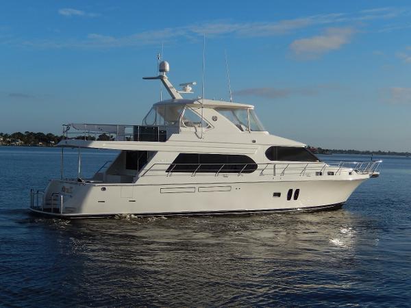 2012 65' Ocean Alexander Motor Yacht