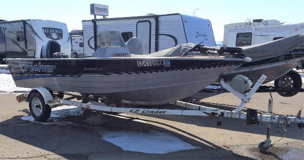 1995 FISHER SV1600 SC for sale