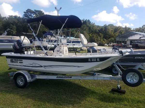2017 CAROLINA SKIFF JVX 16 for sale