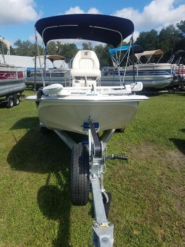 2017 Carolina Skiff boat for sale, model of the boat is JVX 16 & Image # 4 of 10