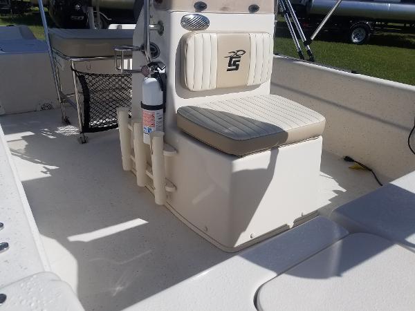 2017 Carolina Skiff boat for sale, model of the boat is JVX 16 & Image # 6 of 10