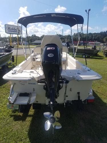 2017 Carolina Skiff boat for sale, model of the boat is JVX 16 & Image # 2 of 10