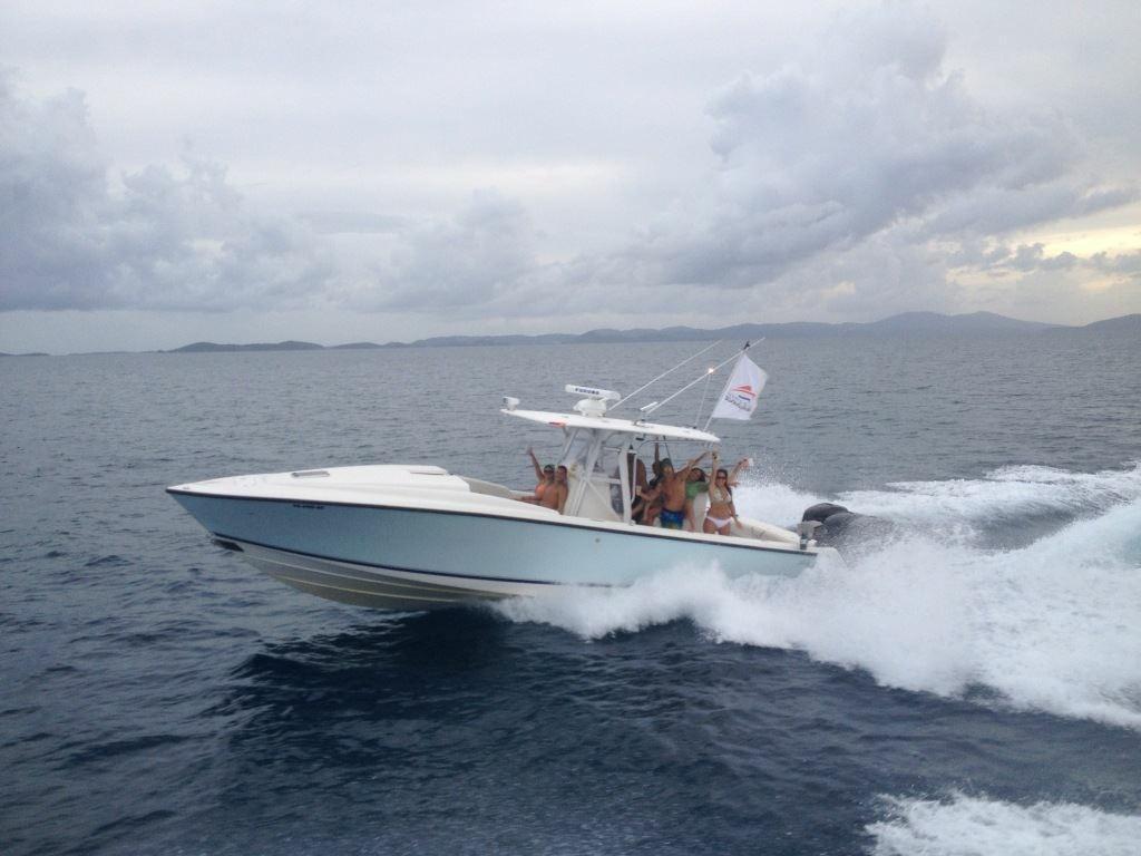 2008 SeaVee 34 Cuddy