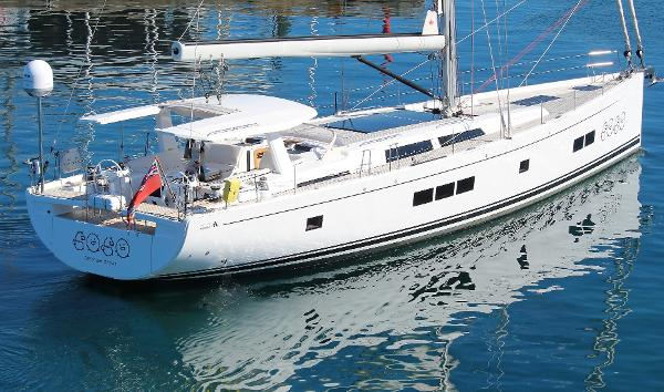 Hanse 675 used boat for sale from Boat Sales International